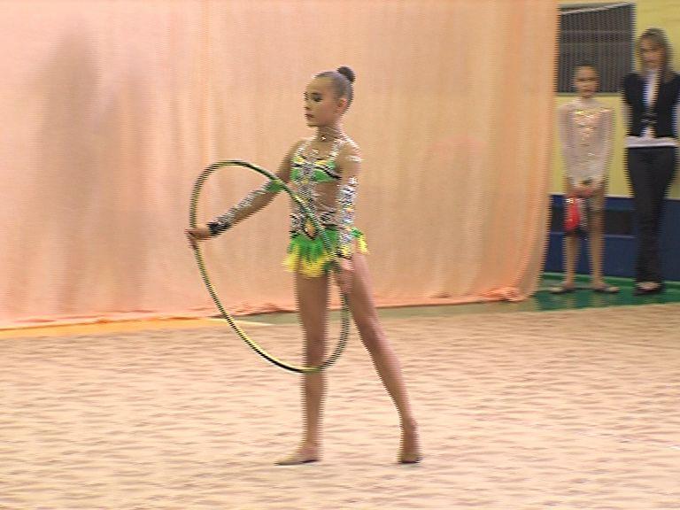 Ярославские гимнастки выступят на всероссийских соревнованиях