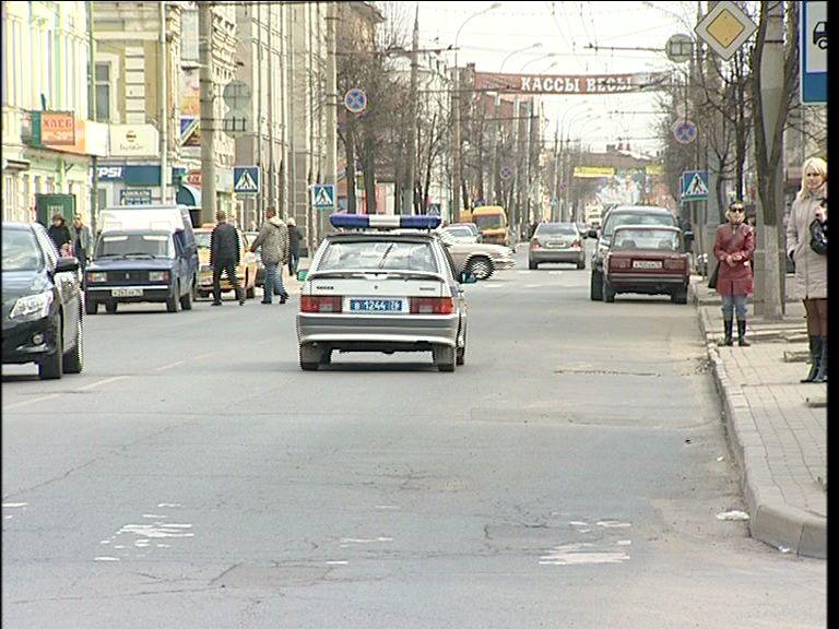 В Рыбинске поймали 15-летнего угонщика