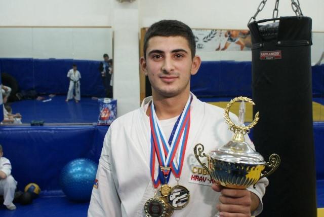 Ярославец выиграл Кубок России по всестилевому каратэ