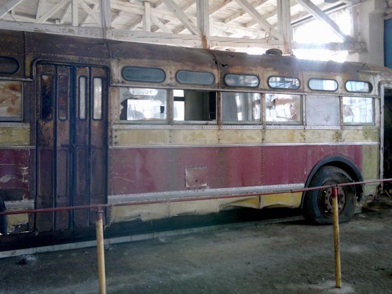 Уникальный автобус 40-х годов восстановят в Ярославле