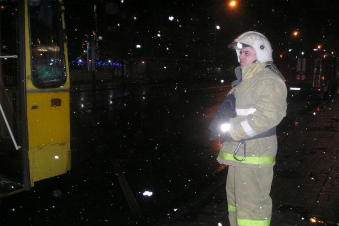 В Рыбинске из троллейбуса выпал 10-месячный малыш