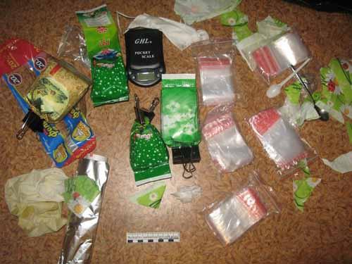 Иностранец сбывал в Ярославле спайс и «соль»