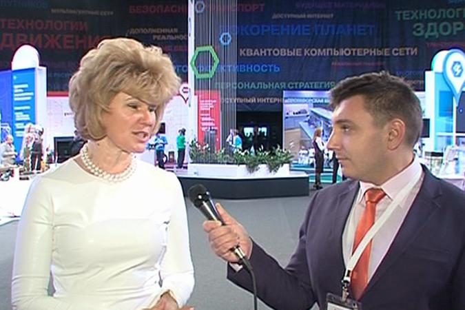 Ирина Потехина: «Форум «Будущие интеллектуальные лидеры России» вышел на свою собственную профессиональную траекторию»