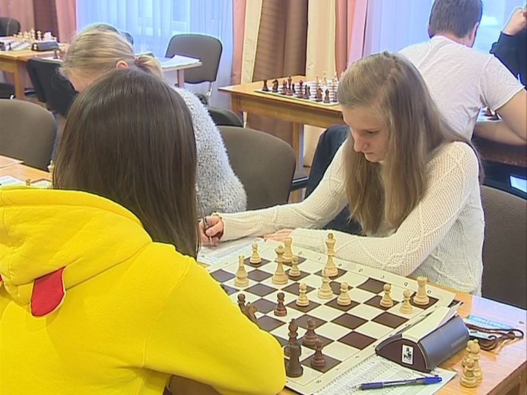 В Ярославле проходит первенство ЦФО по шахматам