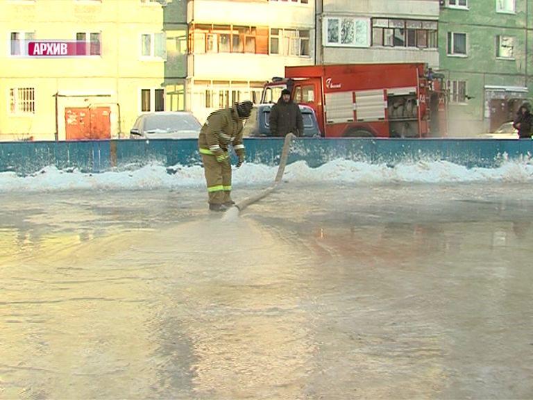 В Ярославле пройдет турнир дворовых команд по хоккею