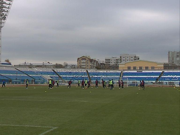 Задержаны подростки,возможно повредившие несколько прожекторов на стадионе «Шинник»