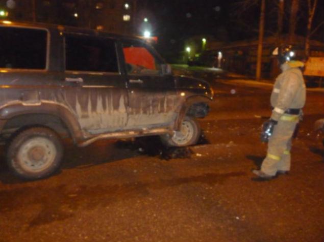 В ДТП с пьяным водителем пострадали два человека