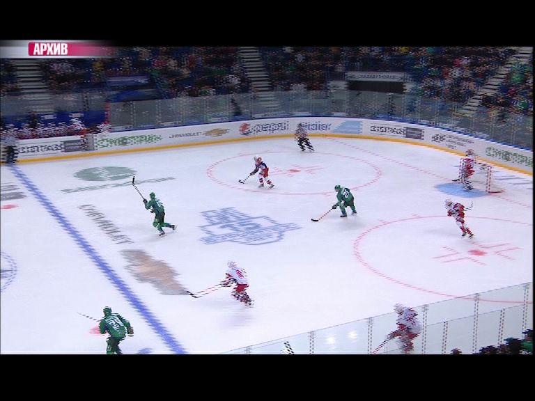 Матч «Салават Юлаев» - «Локомотив» смотрите на «Первом Ярославском»