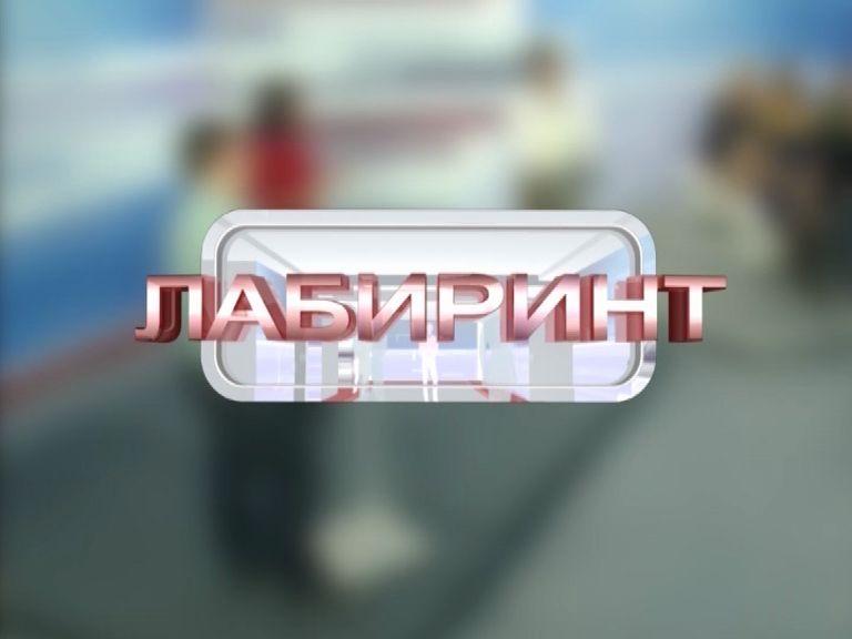 Алексей Малютин и Павел Зарубин - главные герои нового выпуска ток-шоу «Лабиринт»