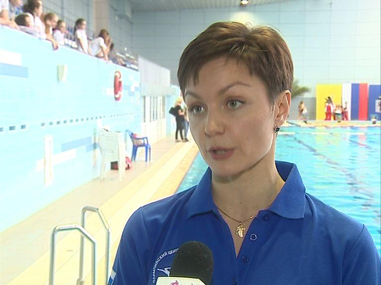 В Ярославль приехала самая титулованная спортсменка России