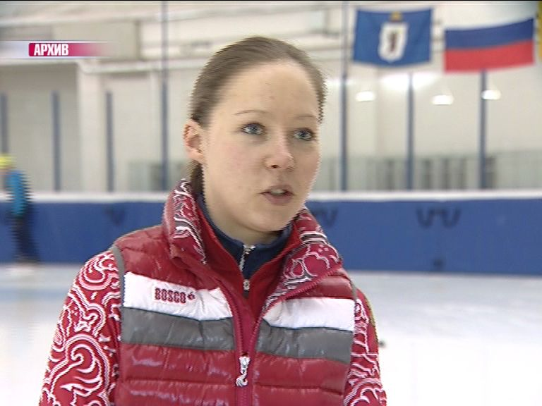 Ольга Белякова собрала полный комплект наград на этапе Кубка России