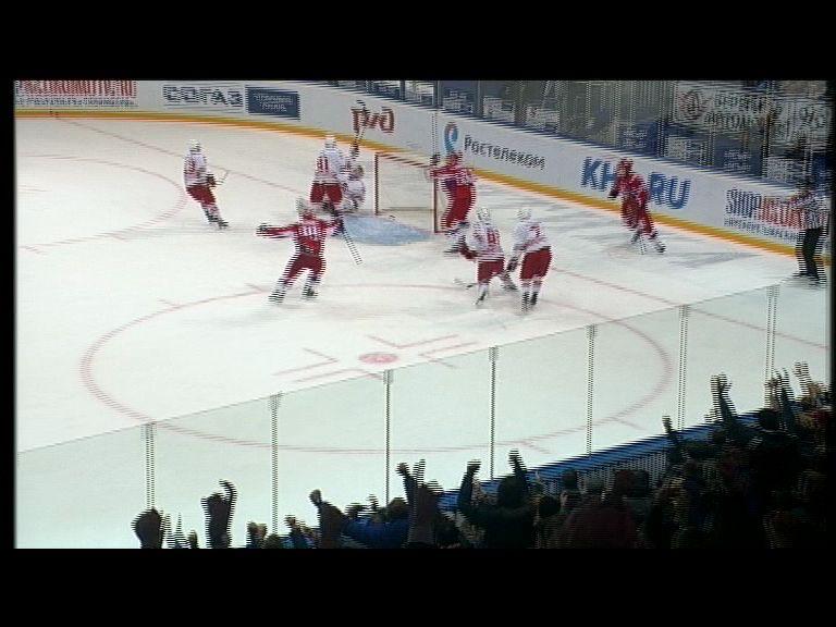Шайба Павла Красковского вошла в топ-лучших голов в КХЛ
