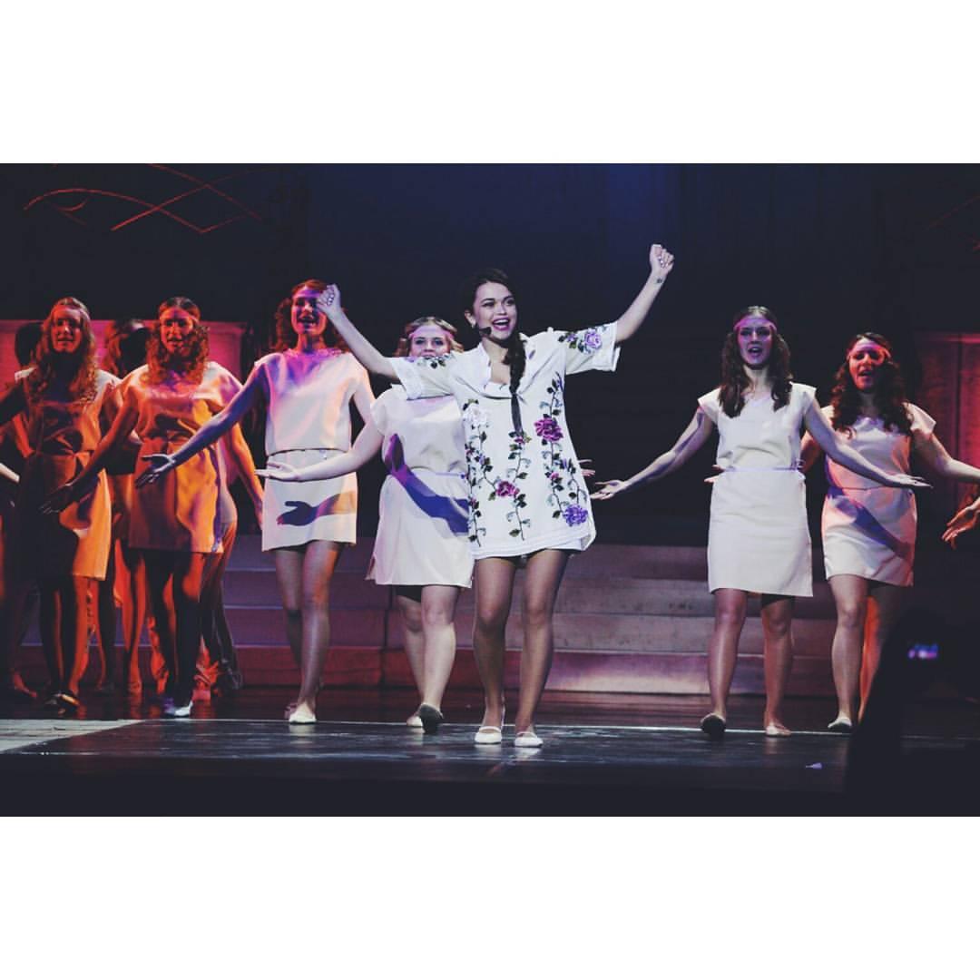 Ярославна выиграла специальный приз конкурса «Мисс Студенчество России»