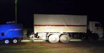 Ярославские спасатели отправили в Крым дизель-генератор