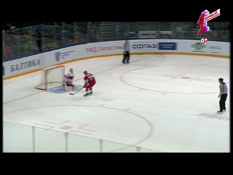 «Локомотив» в серии буллитов вырвал победу у «Спартака»