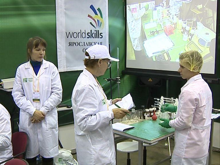 Финал WorldSkills Russia по ЦФО пройдет «Арене-2000»