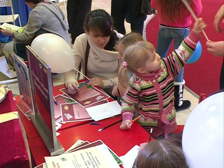Ярославцы могут написать письмо Деду Морозу в одном из крупнейших торговых центров