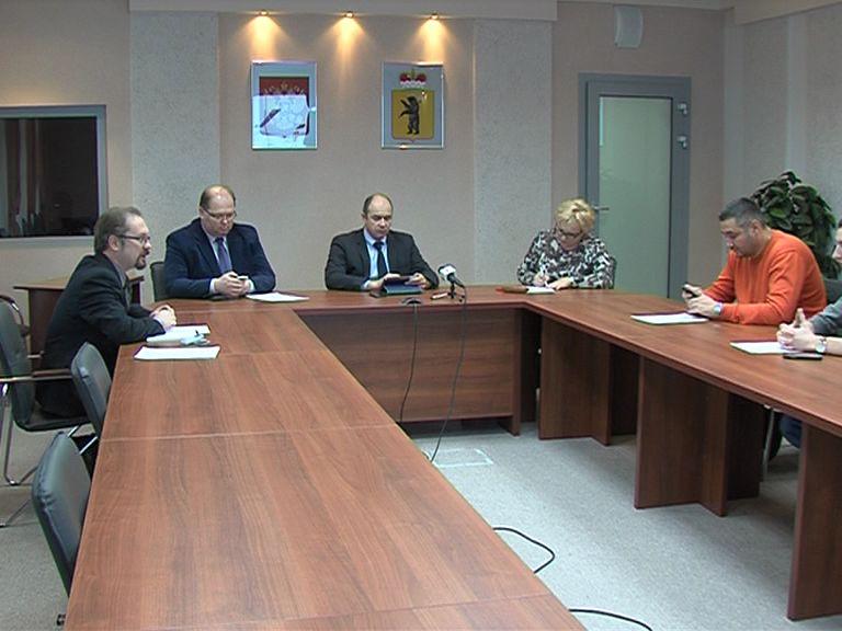 В правительстве области подвели итоги масштабного информационного проекта
