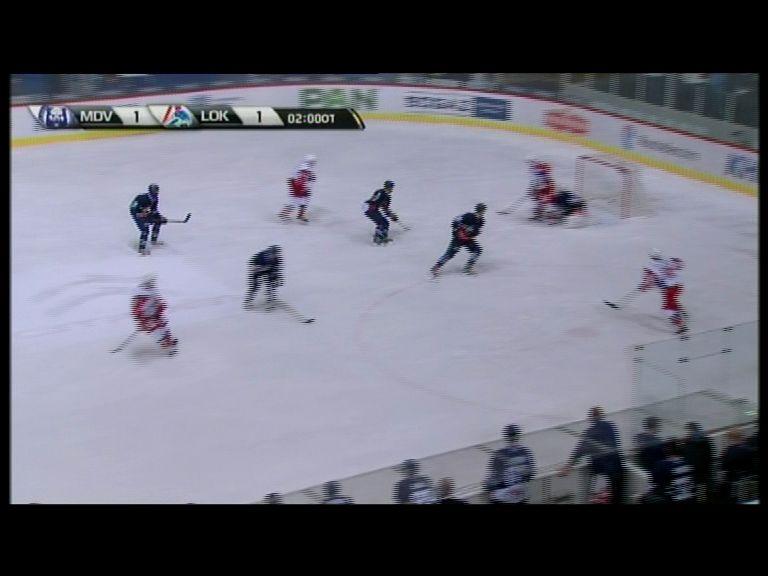 Гол Коледова в овертайме принес победу «Локомотива» над «Медвешчаком»