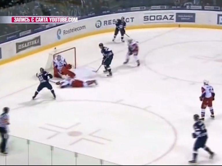Алексей Мурыгин повторил рекорд КХЛ по количеству «сухих» матчей