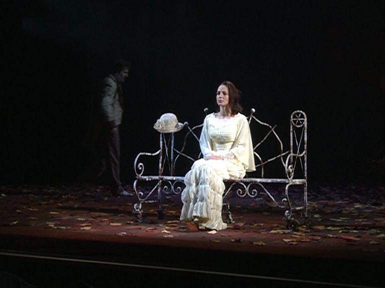 В Волковском театре состоялась премьера нового спектакля