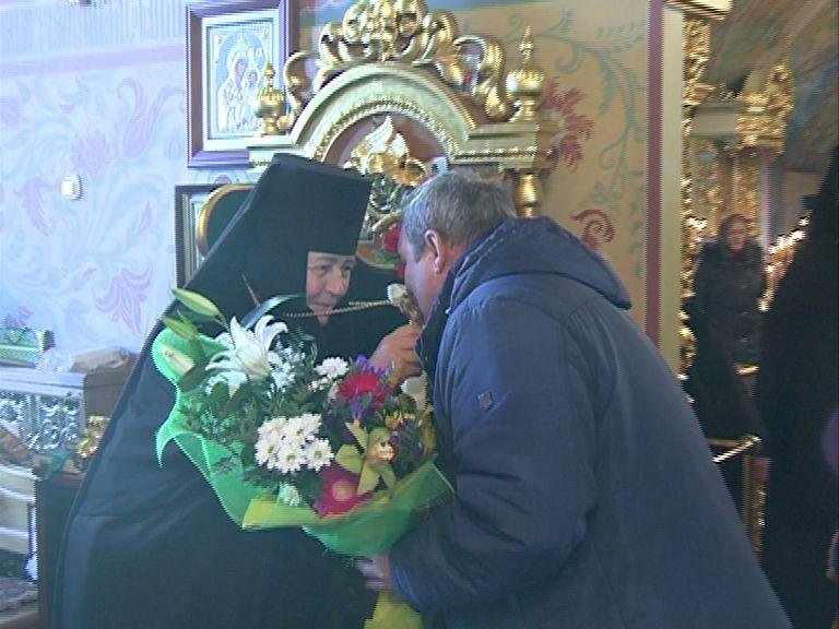 Именины отмечает настоятельница Толгского Свято-Введенского монастыря