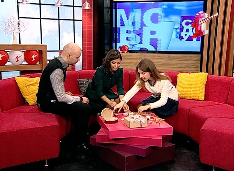 Сладколожки - отличный новогодний подарок