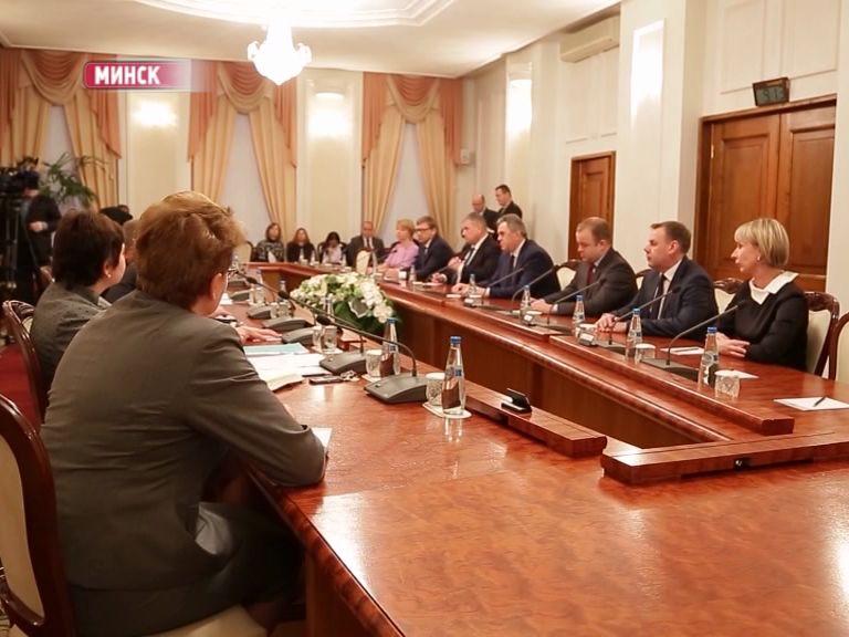 Между Ярославской областью и Республикой Беларусь составлен и подписан специальный протокол о сотрудничестве.