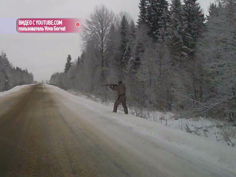 Стрельба у трассы Любим–Ярославль
