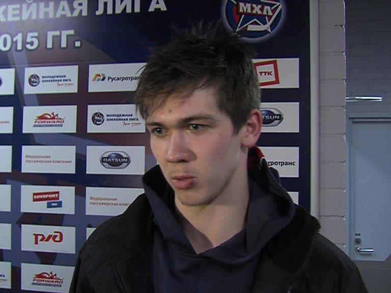 Павел Красковский назначен ассистентом капитана молодежной сборной России