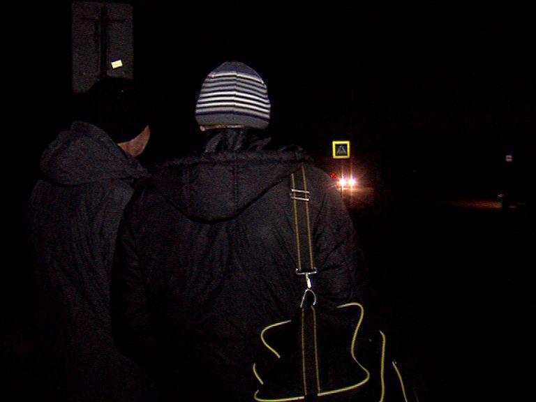 Жители Ярославского района страдают от отсутствия уличного освещения