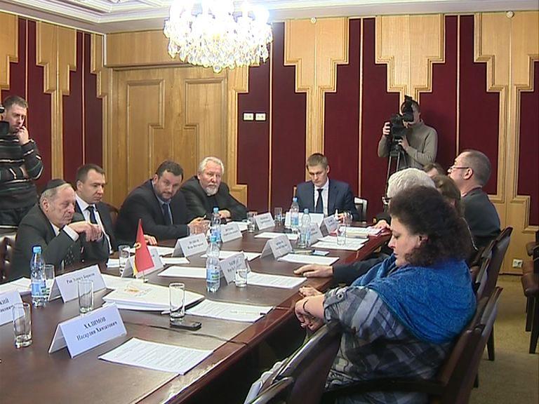 В Ярославле обсудили вопросы гармонизации межнациональных отношений