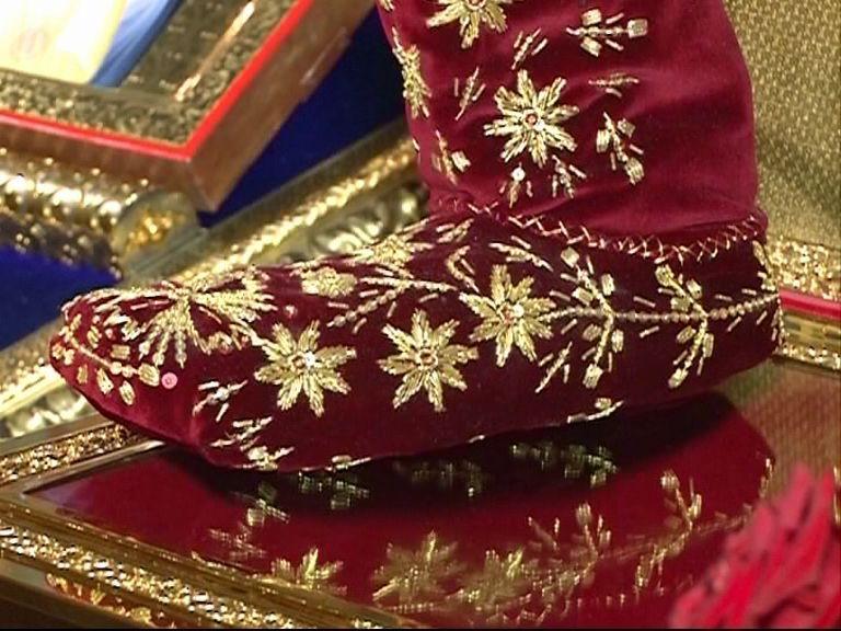 В Ярославль привезли частицу мощей святого Спиридона Тримифунтского