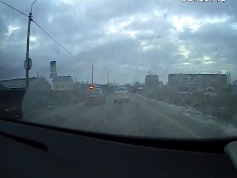 Погоня со стрельбой произошла на днях в Рыбинске