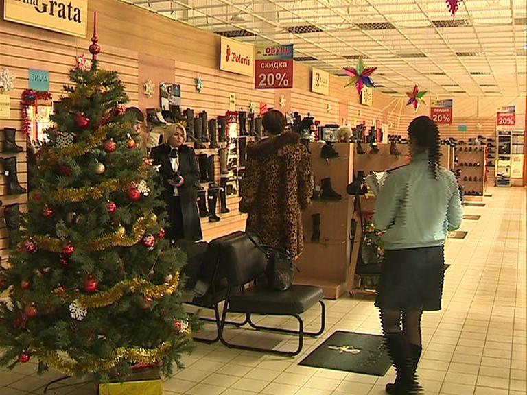 В Ярославле приставы закрыли обувной магазин
