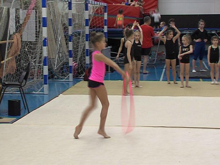 Ярославна стала победительницей юниорского первенства ЦФО по художественной гимнастике