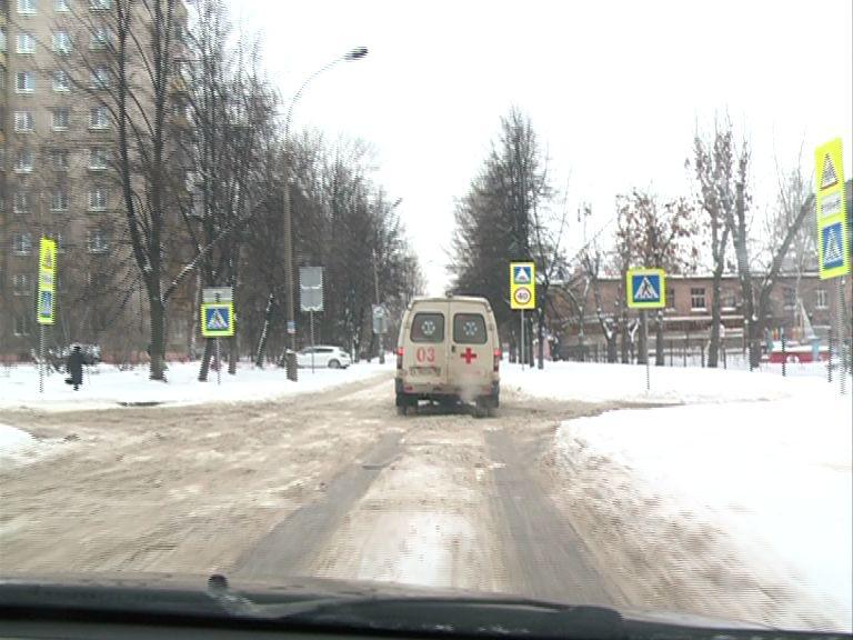 Администрация Дзержинского района попросила очистить улицу Урицкого от автомобилей
