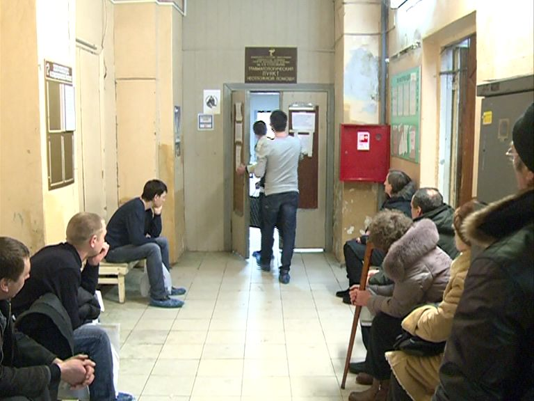 Ажиотаж в травмпунктах: сотни обращений от ярославцев