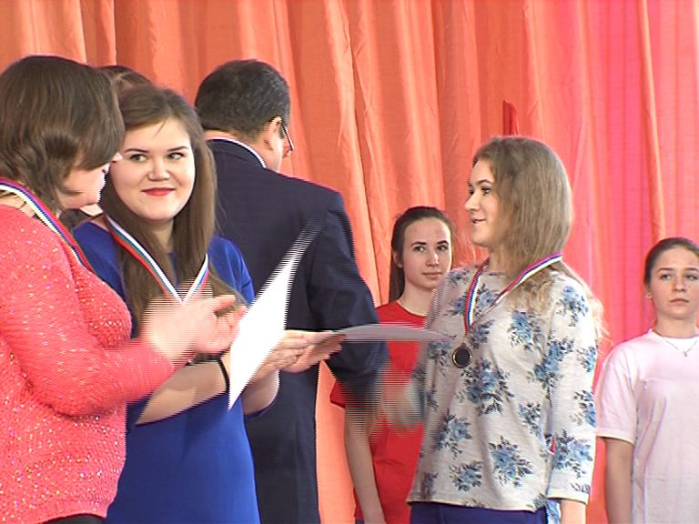 Лучшим молодым профессионалам региона вручили награды