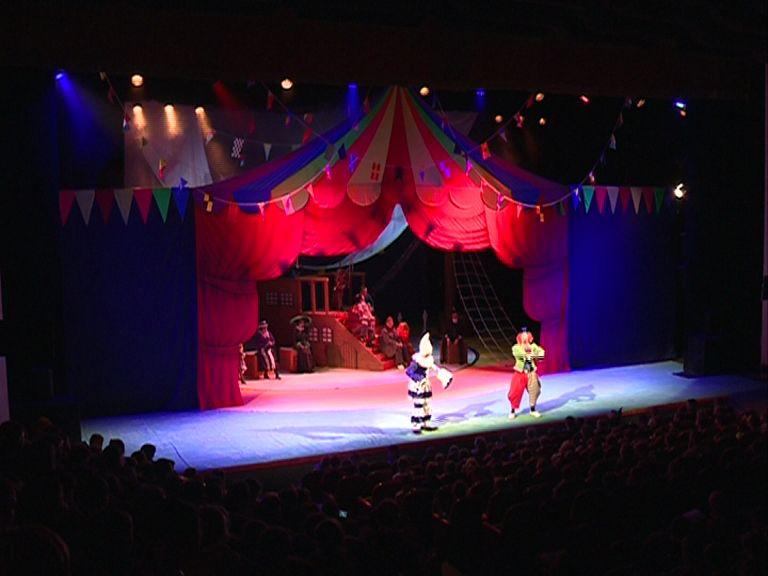 В ярославском ТЮЗе прошла премьера спектакля «Пеппи длинный чулок»