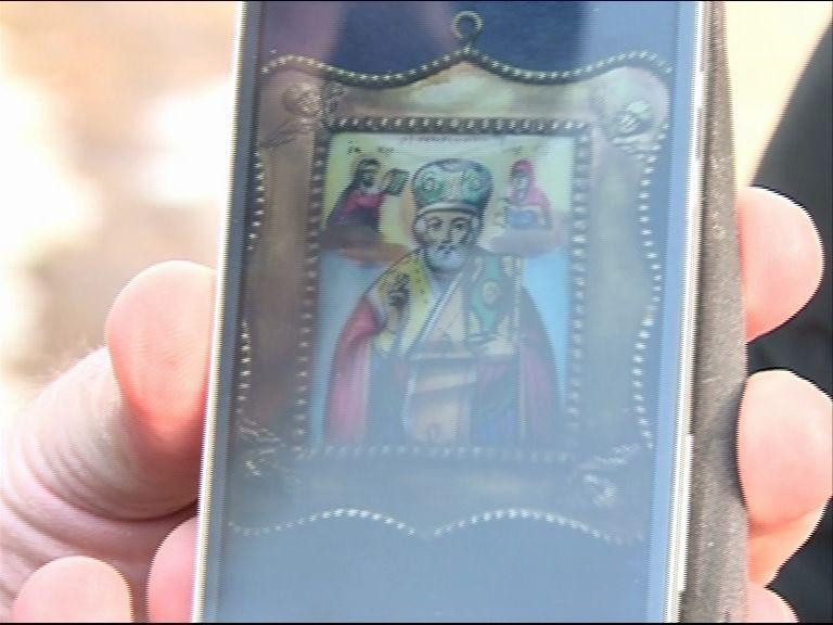 Космонавт Алексей Овчинин на МКС возьмет иконку святителя Николая