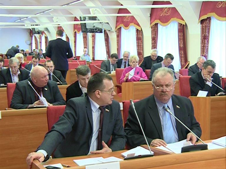 Областные депутаты обсудили идею о создании опорного вуза