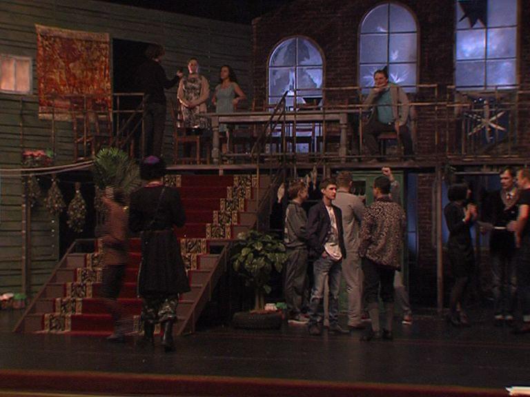 Спектакль Волковского претендует на «Золотую маску» в шести номинациях