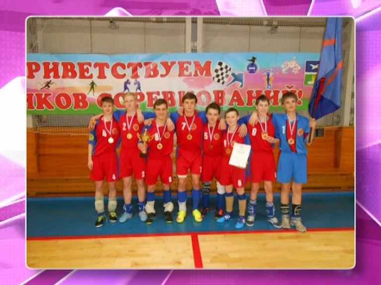 Борисоглебские школьники стали победителями первенства России по мини-лапте