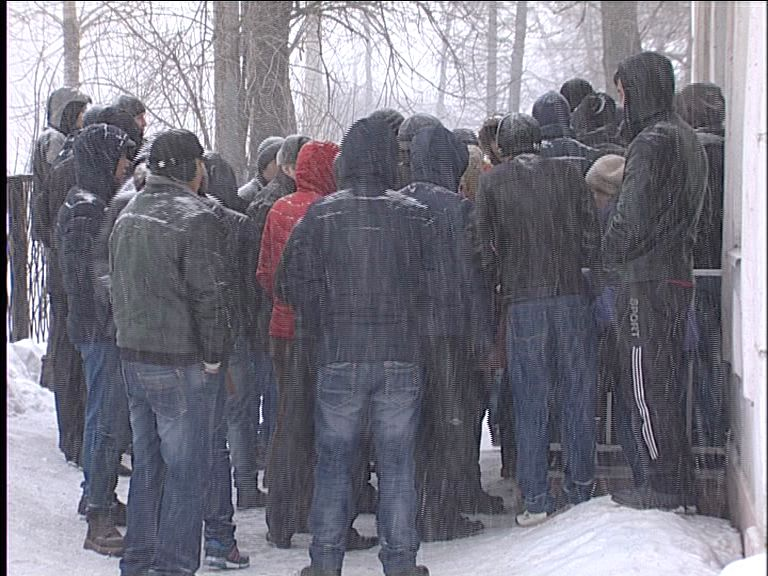В областном центре СПИД наплыв мигрантов