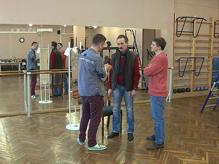 Весной Волковский удивит двумя премьерами
