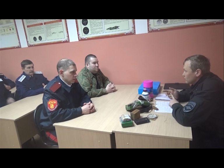 Сотрудники ярославского ОМОНа прочитали лекцию