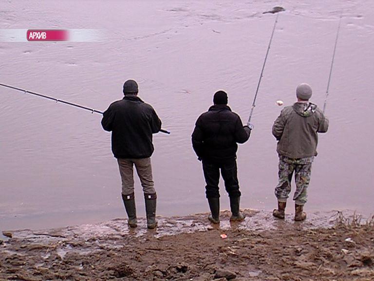 В период нереста рыбы полицейские проводят рейды