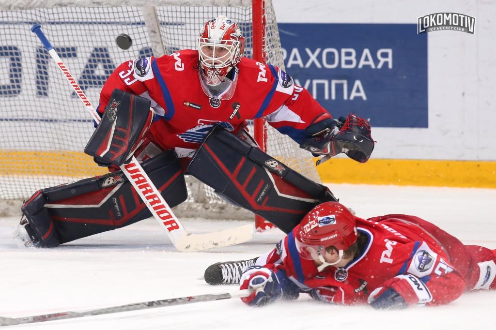 Хоккеисты «Локо» признаны лучшими игроками финала Кубка Харламова