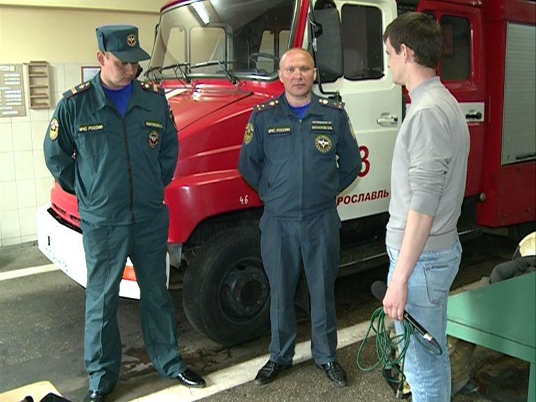 Пожарные – о поступке в деревне Першино : «По-другому поступить мы не смогли бы»